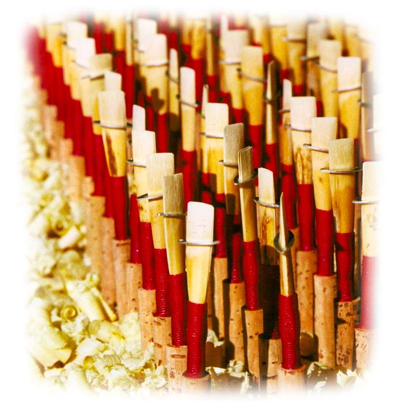 Tube - Finished reeds